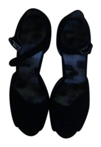 Sam Edelman black Wedges