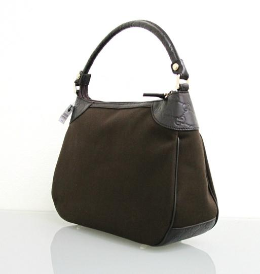 Gucci Canvas Guccissima Leather Shoulder Hand Tradesy Tradenvy Pennylane Penny Lane Hobo Bag