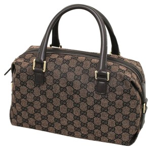 Gucci Gg New Joy Boston Satchel