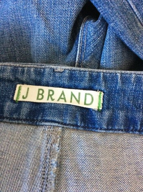 J Brand Relaxed Fit Jeans-Medium Wash