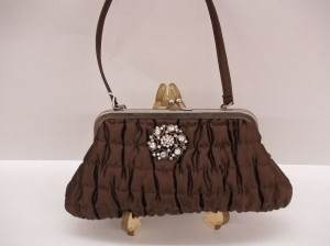 Brown Night Bag