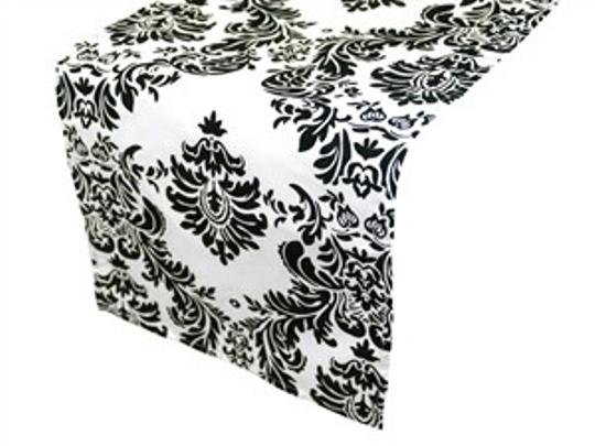 Other 12 Damask Table Runners 12