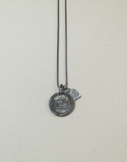 Other Silver Plate Necklace Image 1