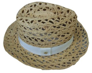 Tory Burch Tory Burch Open Weave Straw Hat- New in Box