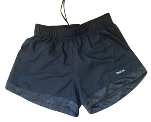 Reebok Built In Liner Black Shorts