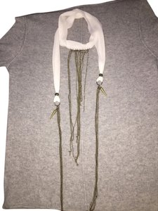 Topshop Topshop long wrap necklace