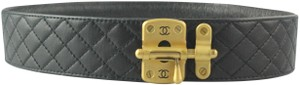 Chanel Quilted Leather