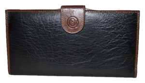 Lorenti Italiano Leather Checkbook Wallet