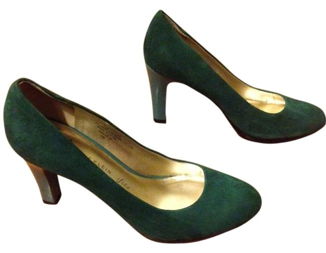 Item - Blue-green Iflex Pumps Size US 7 Regular (M, B)