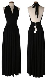 Black Maxi Dress by Mara Hoffman
