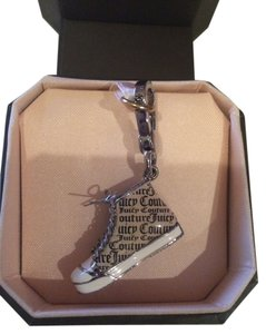 Juicy Couture Juicy Couture Silver Hightop Charm
