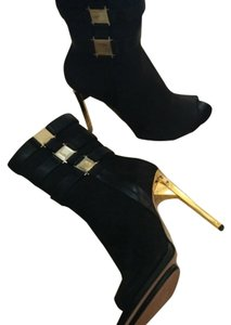 Herv Leger Blac Boots