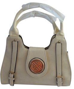 Satchel in Cream