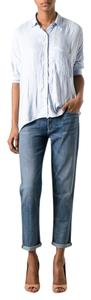 Mother New Zip Fly Relaxed Fit Jeans