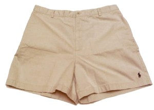 Ralph Lauren Walking Golf Mini/Short Shorts White