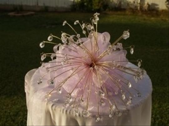 Other Lavender Crystals Bouquet Handmade