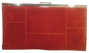 Banana Republic Burnt Sienna Clutch
