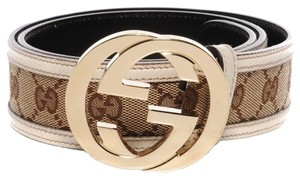 Gucci GUCCI Monogram Interlocking G Belt