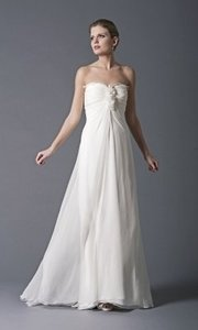 Peter Langner Eiffel Wedding Dress