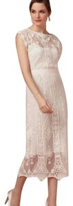 Miguelina Anthropologie Lily Lace Dress