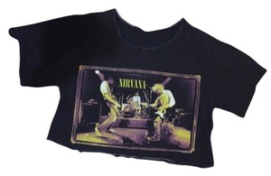 Other Nirvana 90's T Shirt black