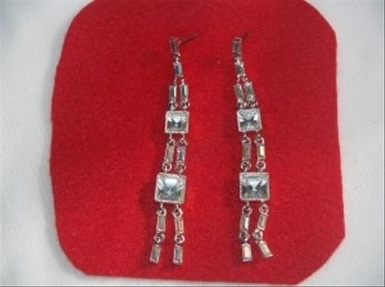 Austrian Crystals Earrings Eas-05