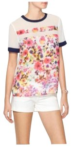 Wells Grace Top Multicolor