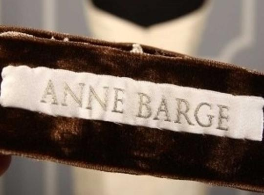 Anne Barge Chocolate Lf193 Embellished Sash
