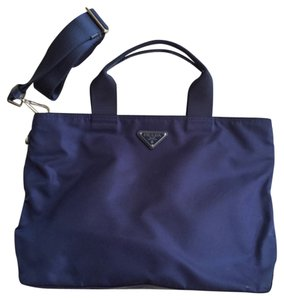 501bff5abd0d Prada Blue Bags - Up to 70% off at Tradesy