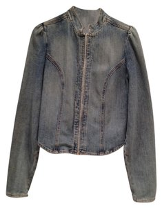 Joie Denim Light blue Womens Jean Jacket