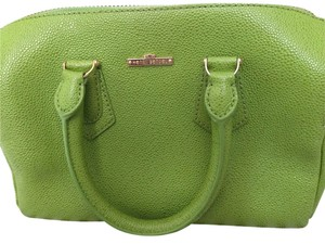 Henri Bendel Satchel in Green