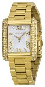 Michael Kors Michael Kors Crystal Pave Gold Tone Ladies Designer Watch