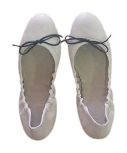 J.Crew Ballet Casual Bow Pale Pink Flats
