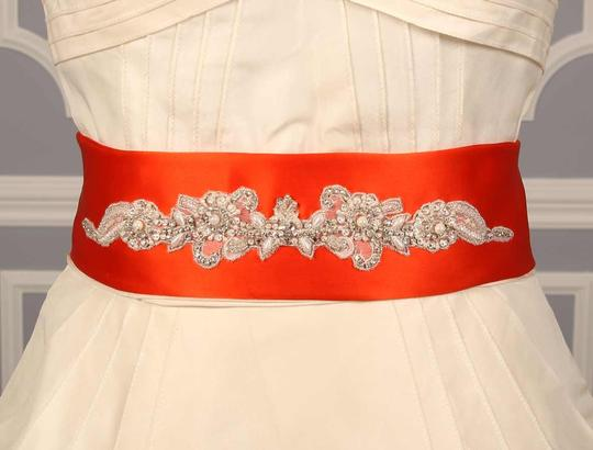 Preload https://item3.tradesy.com/images/other-your-dream-dress-exclusive-autumn-orange-embellished-bridal-sash-49062-0-0.jpg?width=440&height=440