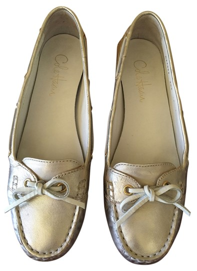 Preload https://item5.tradesy.com/images/cole-haan-gold-soft-leather-flats-size-us-85-regular-m-b-4906309-0-0.jpg?width=440&height=440