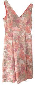 Adrianna Papell short dress Pink on Tradesy