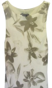 Light Green Multi Floral Print Maxi Dress by Jonathan Martin