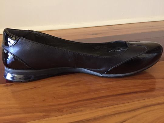 Cole Haan Black patent Leather Flats