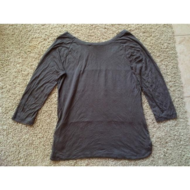 Banana Republic Top Gray
