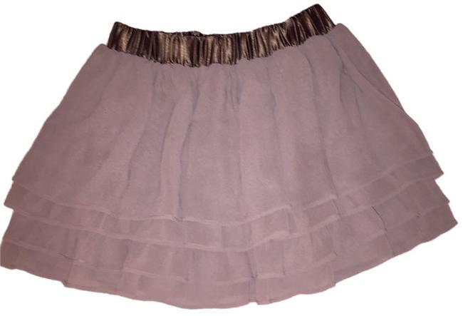 Preload https://item1.tradesy.com/images/divided-by-h-and-m-gray-tiered-tulle-with-satin-band-miniskirt-size-4-s-27-4906870-0-0.jpg?width=400&height=650