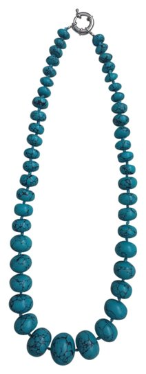 Preload https://item1.tradesy.com/images/other-turquoise-stone-necklace-4907095-0-0.jpg?width=440&height=440