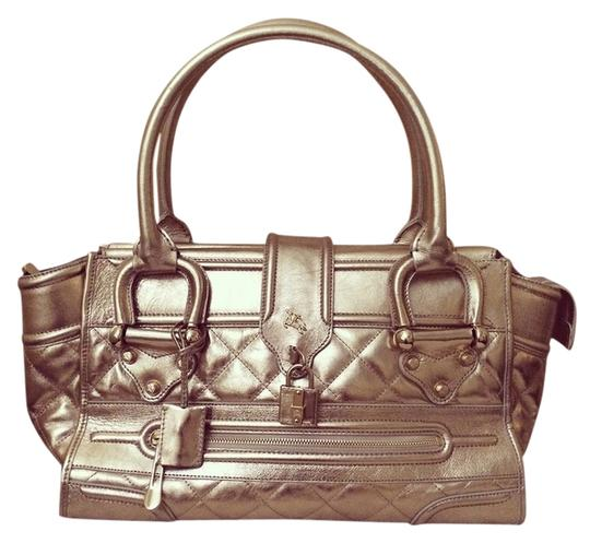 Preload https://item1.tradesy.com/images/burberry-tote-gold-leather-satchel-4907140-0-0.jpg?width=440&height=440