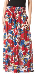 French Connection Maxi Floral Beach Maxi Skirt Multi