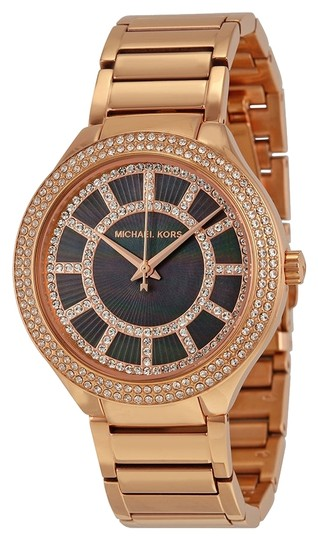 Preload https://item1.tradesy.com/images/michael-kors-michael-kors-black-mother-of-pearl-with-crystals-dial-rose-gold-ladies-luxury-watch-4908580-0-0.jpg?width=440&height=440