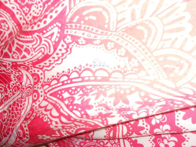 Lilly Pulitzer short dress RED,WHITE on Tradesy Image 1