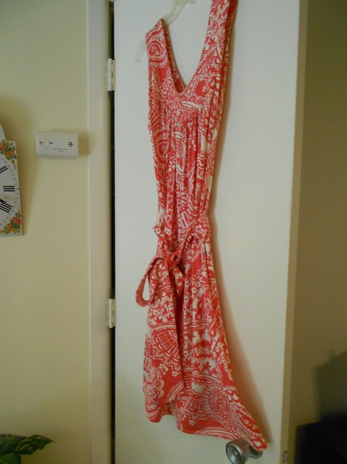 Lilly Pulitzer short dress RED,WHITE on Tradesy Image 2