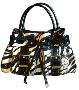 Michael Kors Zebra Shoulder Bag