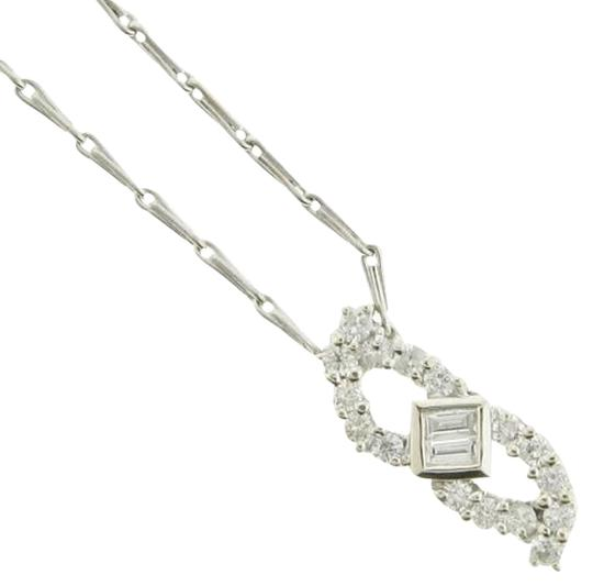 Other Wholesale - 18K Diamond pendant with chain