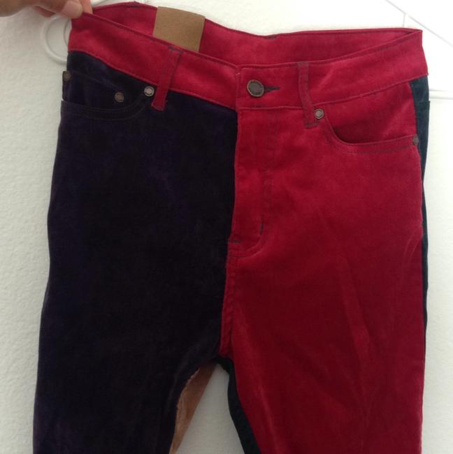 insight Skinny Pants Red