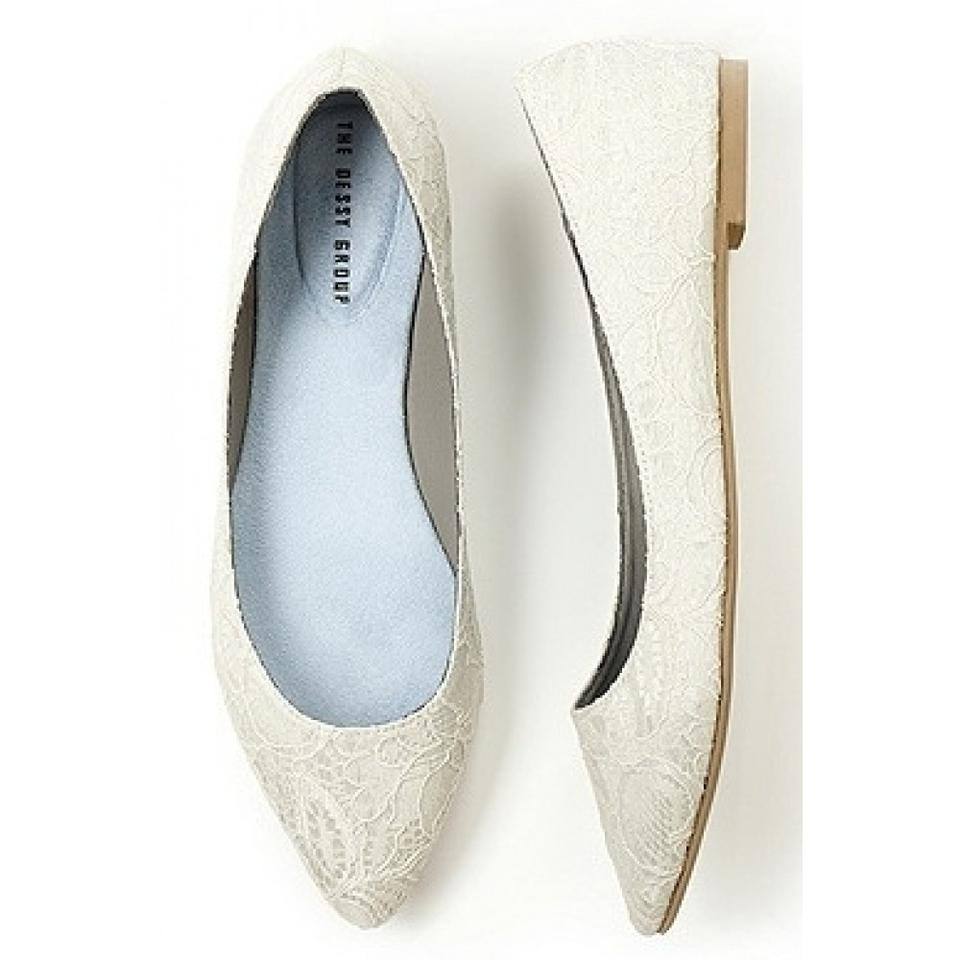 Ivory Flats Lace Lace Bridal Formal Formal Ivory Lace Formal Bridal Flats Ivory Flats Bridal vxEwzqWt